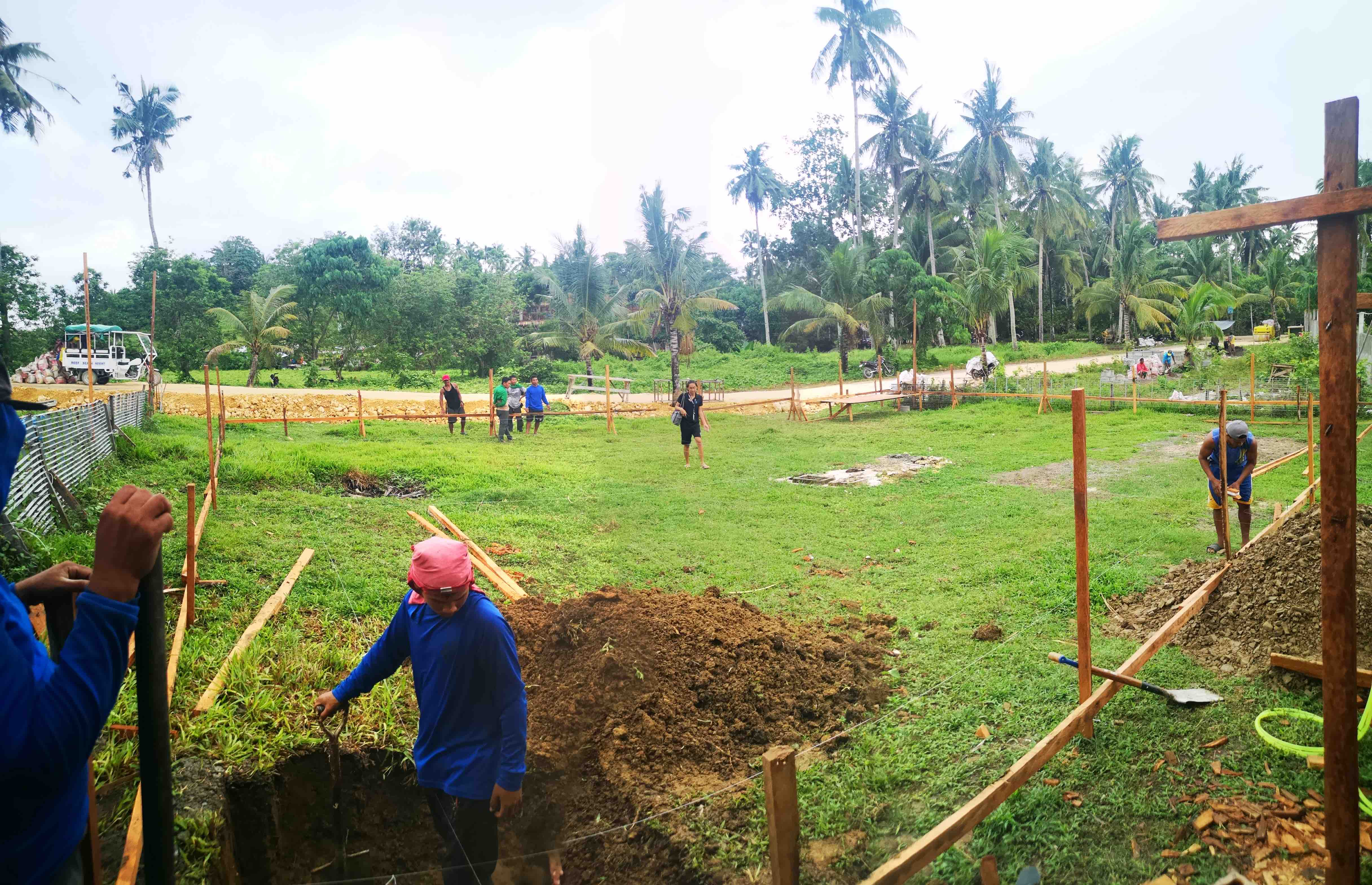 5. Staking and Excavation